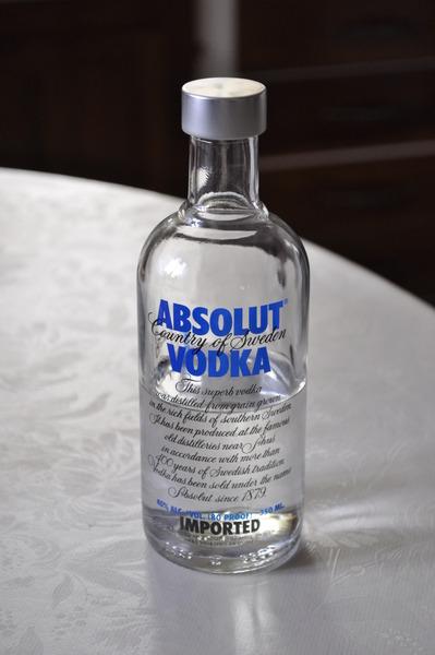 vodka alkoholprocent
